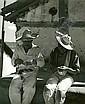 ¤Pierre VERGER (1902-1996) Men Mending Nets, Janitzio, Mexico, Années 1930 Tirage argentique d'époque, Pierre (1902) Verger, Click for value