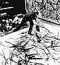 Hans NAMUTH (1915-1990) Jackson Pollock, 1950 Tirage argentique postérieur, daté de 1988, Hans Namuth, Click for value