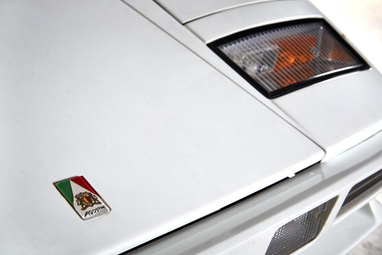 1989 Lamborghini Countach Junior 090 Fabrication Agostin