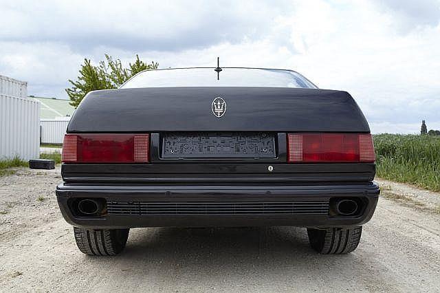 Sold Price: 1997 Maserati Ghibli Cup - July 6, 0116 2:00 ...