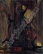 Turan SELIM (1915-1994) COMPOSITION, 1955 Huile sur toile, Selim Turan, Click for value