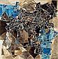 Natalia DUMITRESCO (1915-1997) SONDER LES PROFONDEURS, 1962 Huile sur toile, Natalia Dumitresco, Click for value