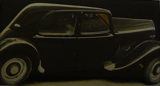 Jean-Pierre BERTRAND (né en 1937) SANS TITRE, CIRCA 1976-1978 Un lot de deux pièces comprenant :