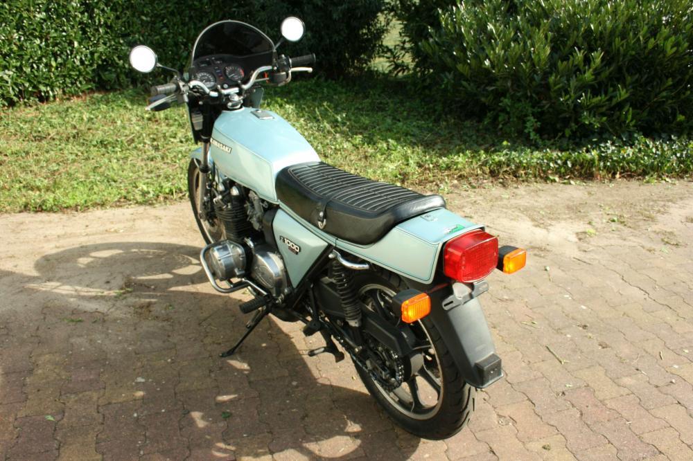 1978 Kawasaki 1000 Z1R No reserve