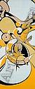 RESO (né en 1975) HOFFNUNG, 2007 Acrylique sur toile