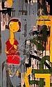 OS GEMEOS (nés en 1974) SANS TITRE, 2000 Acrylique et poska sur toile, Os Gemeos, Click for value