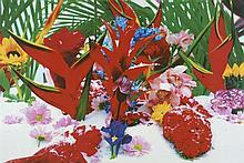 Marc QUINN Né en 1964 HELICONIA - 2004