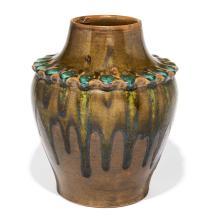 Auguste DELAHERCHE (1857-1940) Vase