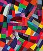 Otto FREUNDLICH (1878-1943) COMPOSITION Gouache sur papier, Otto Freundlich, Click for value