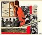 Anna BEOTHY-STEINER (1902 - 1985) SANS TITRE, circa 1925-1930 Collage et gouache sur papier, Anne Beothy-Steiner, Click for value