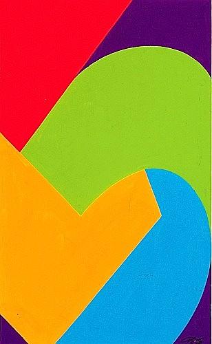 Anna BEOTHY-STEINER (1902 - 1985) SANS TITRE, circa 1930 Gouache sur papier