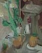 Lazare VOLOVICK (1902-1977) FLEURS Huile sur toile, Lazare Volovick, Click for value
