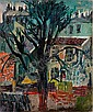 Jacques CHAPIRO (1887-1972) LA RUCHE, 1947 Huile sur toile, Jacques Chapiro, Click for value