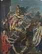Attribué à Michel Corneille dit l'Aîné Paris, 1642 - 1708 Le sacrifice d'Iphigénie Toile