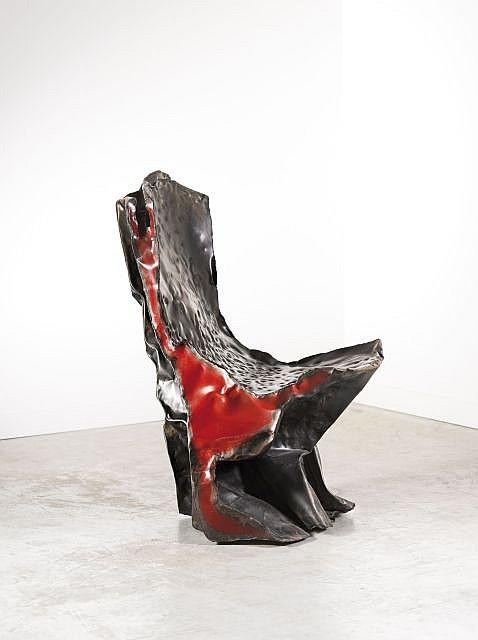Ron ARAD (Né en 1951) Exceptionnel siège