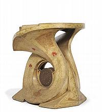 Carlo BUGATTI (1855-1940) TABLE DE MILIEU - VERS 1902