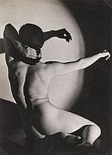 André STEINER 1901 - 1978 Nu, Lily, Paris - 1934 Épreuve argentique d''époque