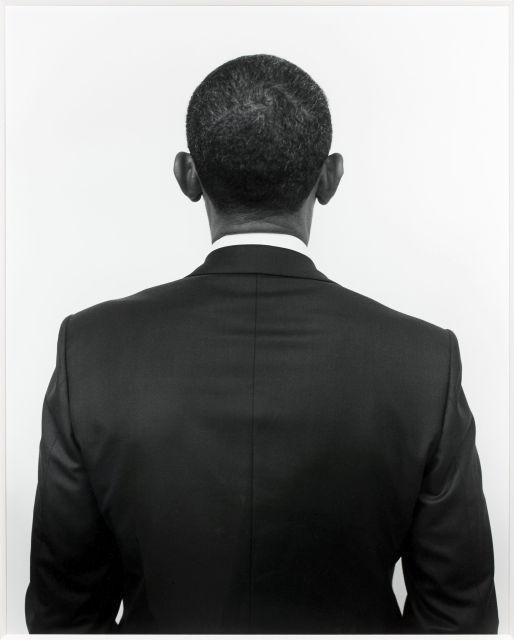 Mark SELIGER Né en 1959 Barack Obama, The White House, Washington, D.C. - 2010 Épreuve argentique (2013)