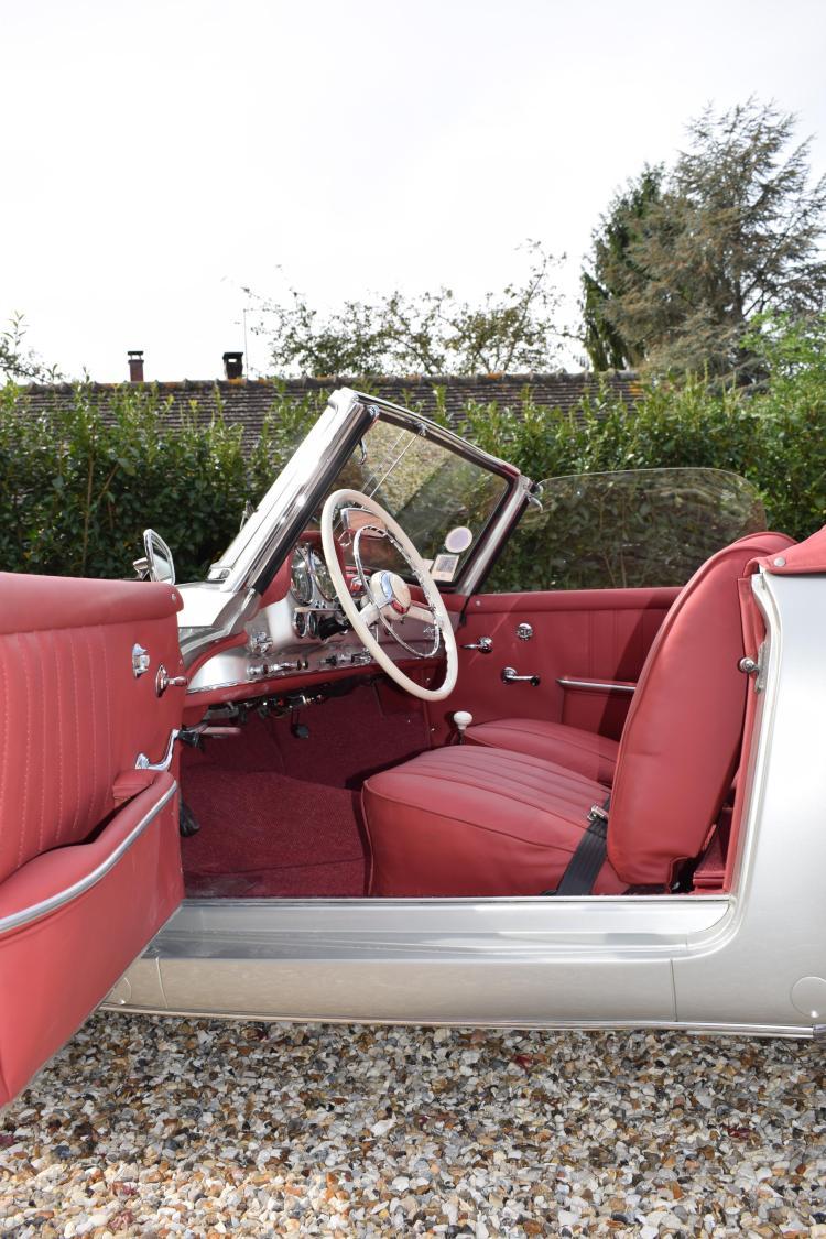 1958 Mercedes Benz 190 Sl