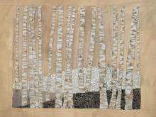 Suzanne LALIQUESuzanne LALIQUE 1892-1989 «Forêt de bouleaux»