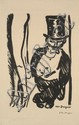 ¤ Kees VAN DONGEN (Delfshaven, 1877 - Monaco, 1968) ENSEMBLE DE DEUX ESTAMPES