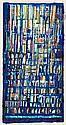 Manuel CARGALEIRO (Né en 1927) SANS TITRE, 2001 Gouache sur papier, Manuel Cargaleiro, Click for value