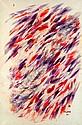 Jean BAZAINE (1904 - 2001) LES CHANTS DE L'AUBE IX, 1985 Huile sur toile, Jean Bazaine, Click for value
