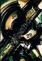 Gianni BERTINI (Né en 1922) LE COMPAGNON D'ULYSSE, 1957, Gianni Bertini, Click for value