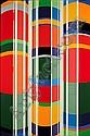 Guy de ROUGEMONT (né en 1935) TROIS TUBES, 1973 Huile sur toile signée, titrée..., Guy