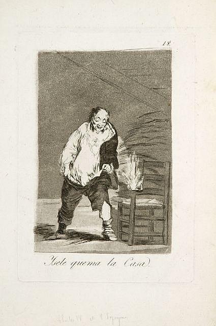 Francisco Goya y Lucientes Fuendetodos, 1746 - Bordeaux, 1828
