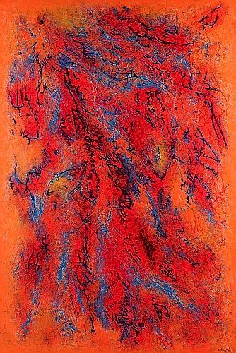 Gustave SINGIER (1909-1984) PASSAGE DU COUPLE ET LA MER, 1965 huile sur toile