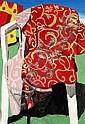 Marc DESGRANDCHAMPS (né en 1960) CHAISE DE FACE, 2002 Gouache sur papier, Marc Desgrandchamps, Click for value