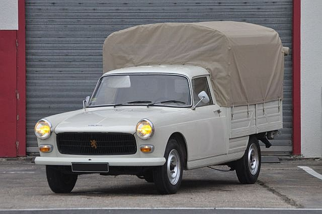 1976 peugeot 404 u10 ux pick up b ch. Black Bedroom Furniture Sets. Home Design Ideas