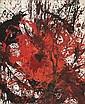 Jean CORBASSIERE (né en 1920) COMPOSITION, 1962 Huile sur toile