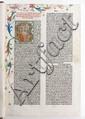 [BIBLIA SACRA GERMANICA]  Hie vahet an das Register über // die Bibeln des altten testaments...