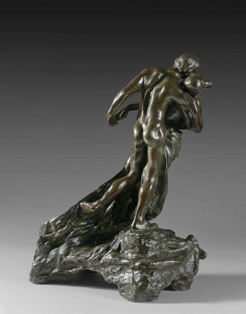 Camille claudel 1864 1943 la valse 1895 bronze patine - Piscine danielle lesaffre roubaix ...
