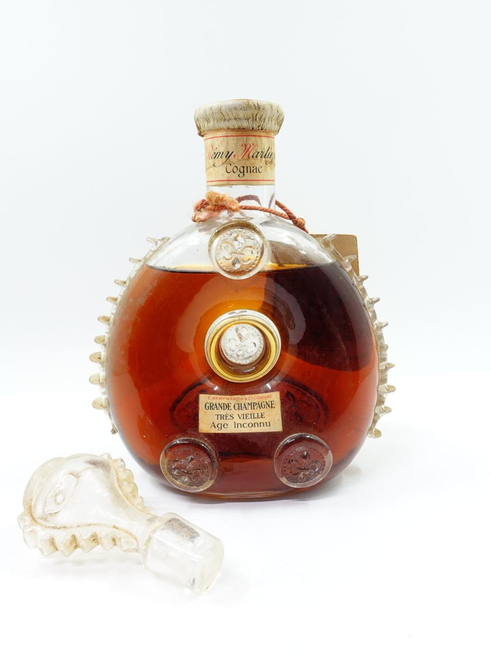 1 bouteille COGNAC REMY MARTIN LOUIS XIII Grande Champagne
