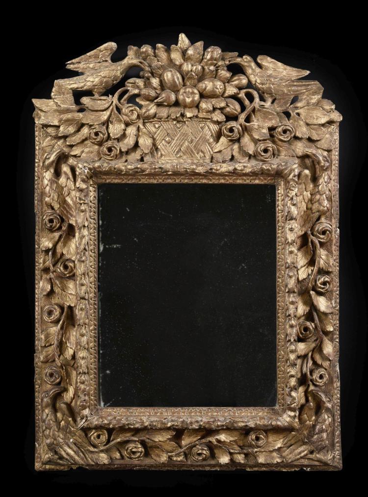 miroir de style louis xiii