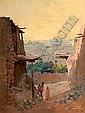 Eugène DESHAYES 1868-1939 M'SILA ,1901 Huile sur toile, Eugène-François-Adolphe Deshayes, Click for value