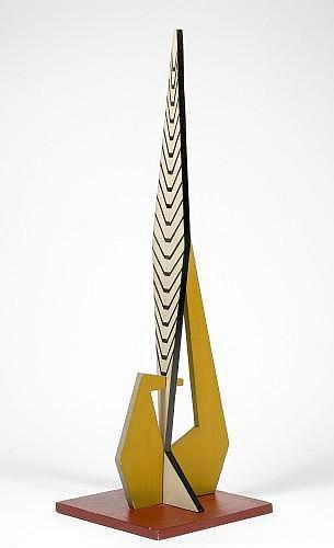 Nicolaas WARB (1906-1956) SANS TITRE