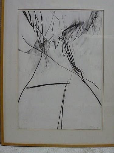 Daniel DEZEUZE (né en 1942) SANS TITRE, 1982