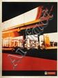Shepard FAIREY (OBEY GIANT) (né en 1970) DALLAS HIGHWAY, 2001 Sérigraphie en couleurs
