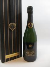 1 bouteille CHAMPAGNE BOLLINGER 2000 Blanc de noirs