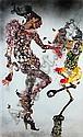 Wangechi MUTU (Né en 1972) THE PARTICIAN NEW...., 2004 Technique mixte et collage sur papier, Wangechi Mutu, Click for value