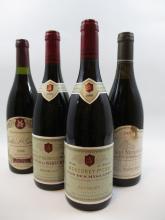 6 bouteilles 2 bts : NUITS SAINT GEORGES 1996 Jean-Pierre Mugneret