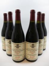 6 bouteilles CHAPELLE CHAMBERTIN 1994 Grand Cru