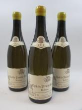 6 bouteilles CHABLIS 2012 1er cru Vaillons