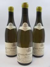 6 bouteilles CHABLIS 2013 Grand Cru Blanchot