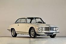 1964 Alfa Romeo 2600 Sprint coupé  No reserve