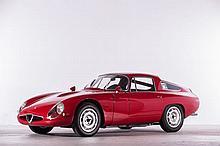 1965 Alfa Romeo Giulia TZ coupé